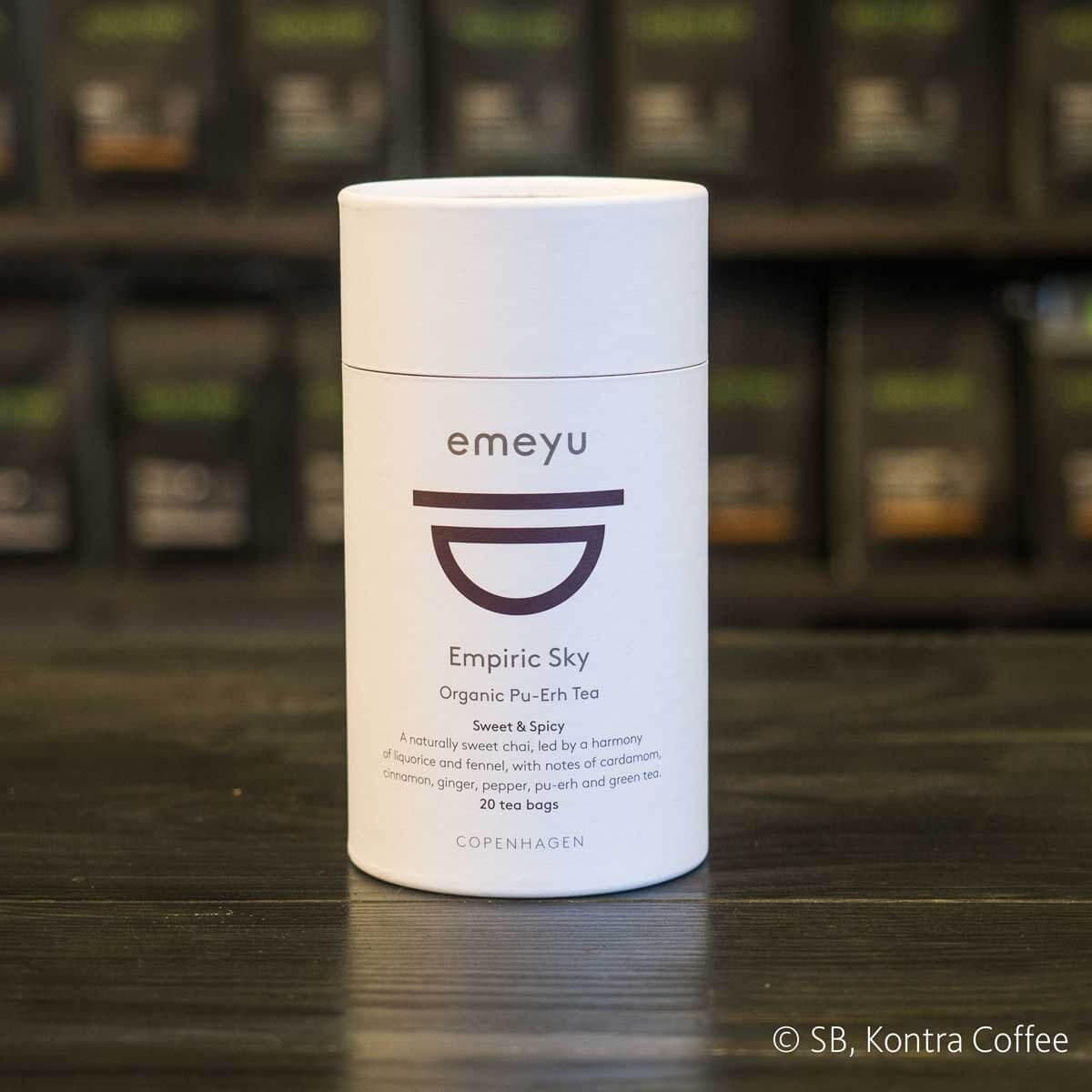 Emeyu Organic Empiric Sky 20 stk.