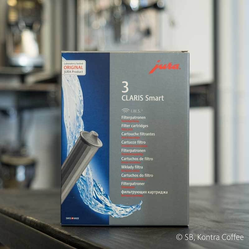 JURA Claris SMART filter, 3 stk.
