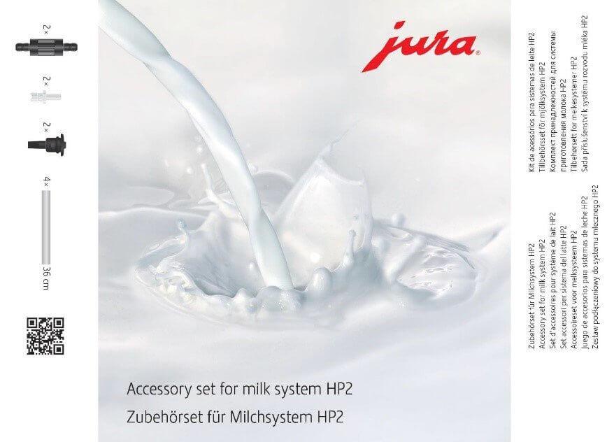 JURA Mælkeslangekit HP2