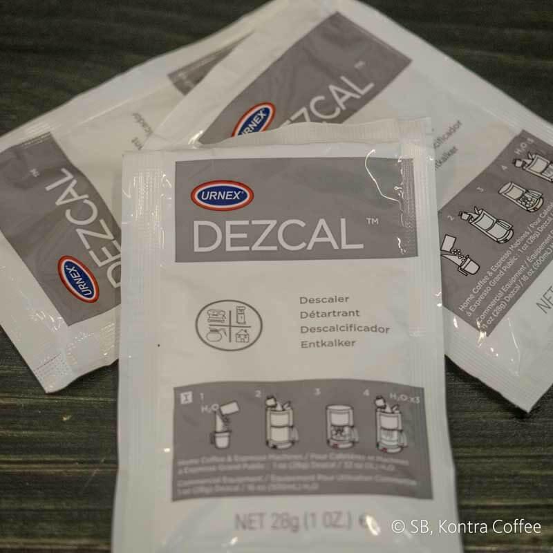 Urnex DEZCAL