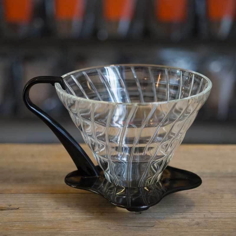Hario V60 Coffee Dripper Glas 03