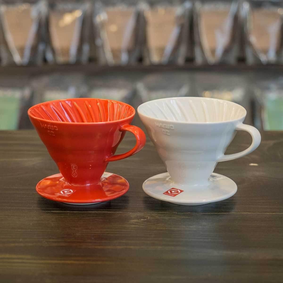 Hario V60 Coffee Dripper 02, Porcelæn