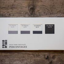 Friis-Holm Percentages, 4 x 25g