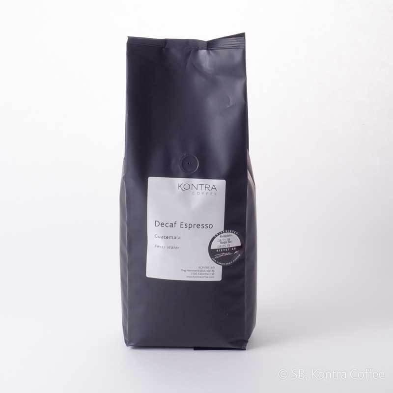 Decaf Espresso, Guatemala, Swiss Water 1kg