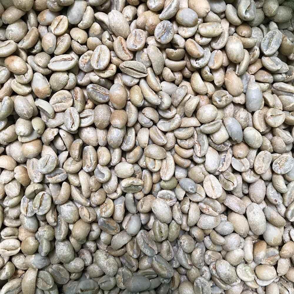 Grønne bønner, Etiopien Messina #3, 1 kg