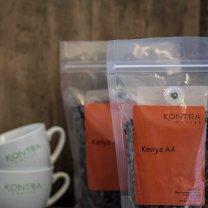 Kenya, Kamwangi - Single estate kaffe fra Kontra Coffee
