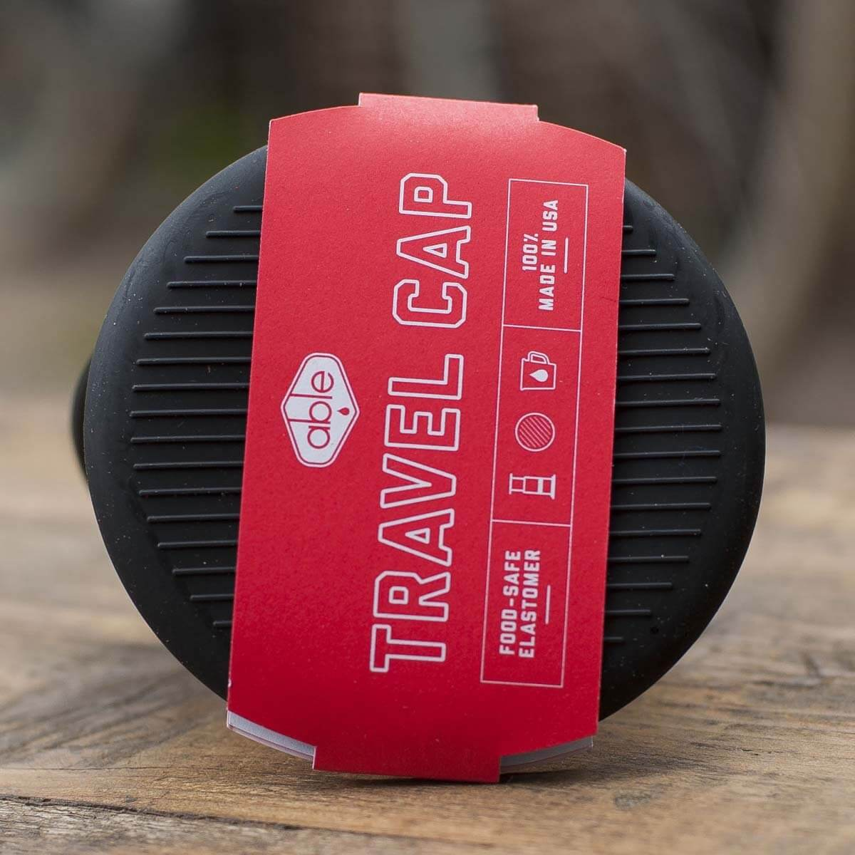 Able Travel Cap for AeroPress