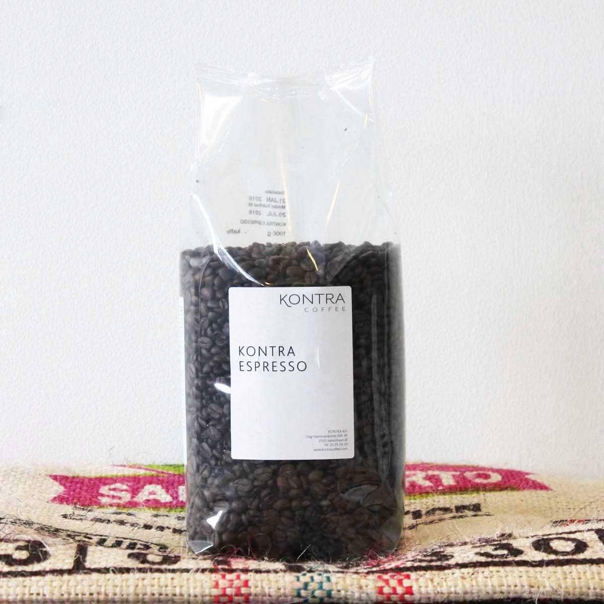 KONTRA Espresso 1kg