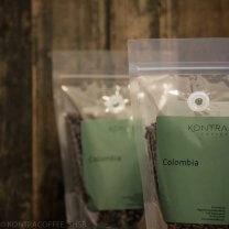 Colombia, San Alberto - single estate kaffe fra Kontra Coffee