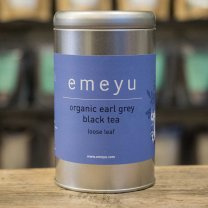 Emeyu Organic Earl Grey løs te, 150 g