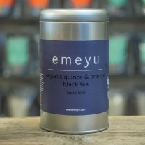 Emeyu Quince & Orange løs te, 150 g