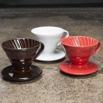 Hario Coffee Dripper V60 01, Porcelæn