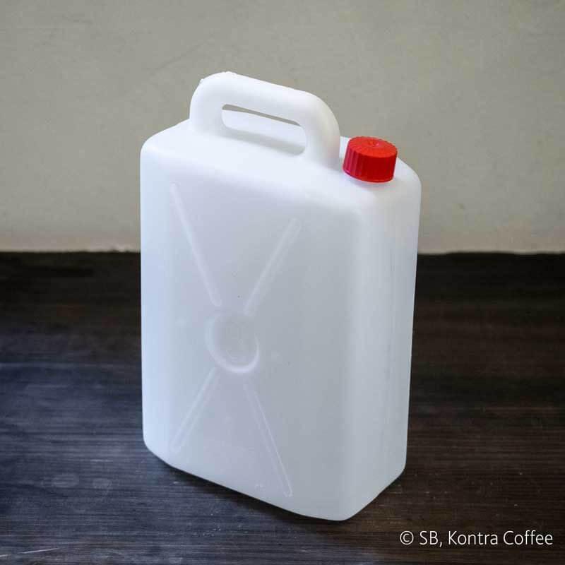 Dalla Corte, Vandtank Mini, 3 liter