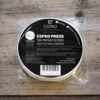 Espro papirfiltre 100 stk., mellem