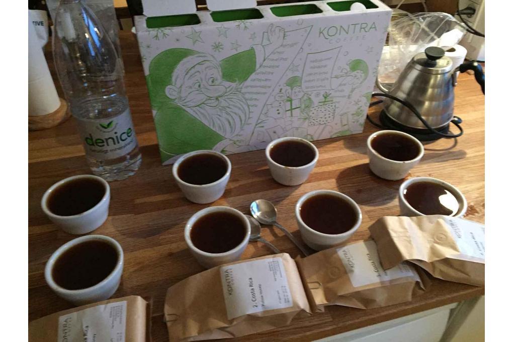 Gæsteindlæg: Kaffeentusiast anmelder vores Adventskalender 2018