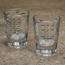 EWH Målebæger i Glas