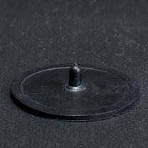 Gummi disc til backflusing