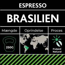 Brasilien Espresso 250g