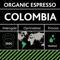 Kontra Coffee - Colombia espresso