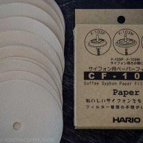 Hario papirfilter til Syphon, 100 stk.