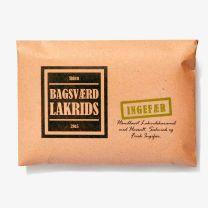 Bagsværd Lakrids, Ingefær, 160 g