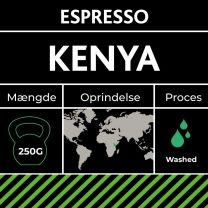 Kenya Espresso 250g