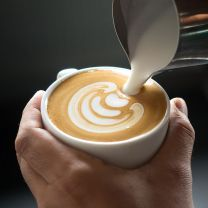Kursus Gavekort Latte Art